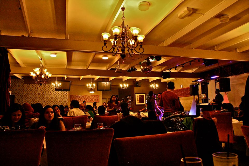 Bollywood Dinner & Dance @ Tandoori Flames