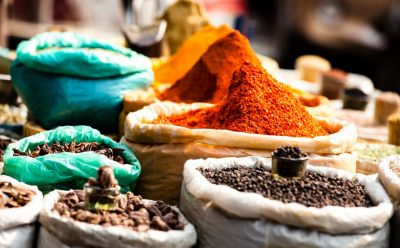 FOUR MUST-HAVE INDIAN SPICES IN YOUR KITCHEN