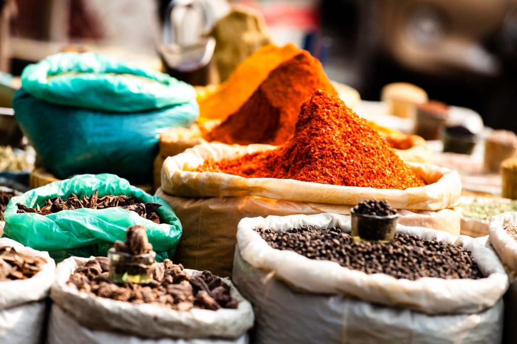 Indian Spices: Exotic Tastes, Amazing Benefits