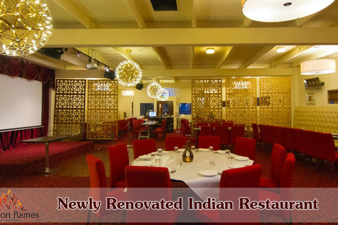 indian restaurant tandoori flames
