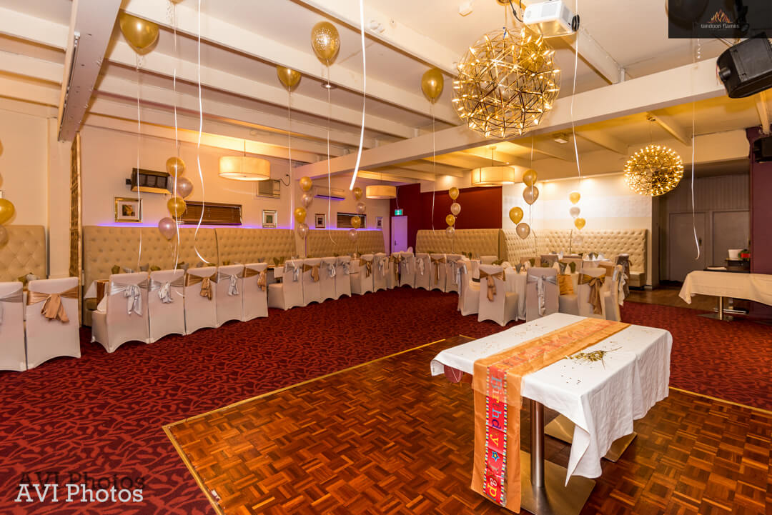 tandoori flames function rooms