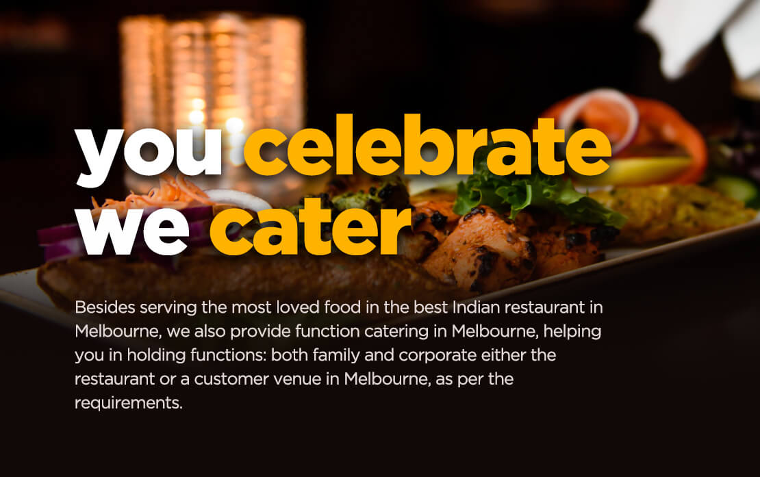 indian catering Melbourne