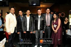 celebrities at tandoori flames