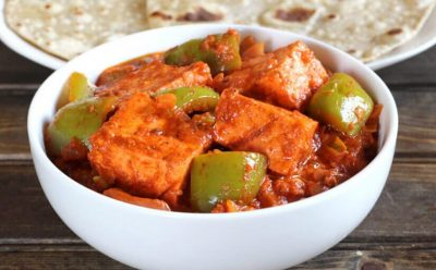 Recipe for Paneer Tikka Masala