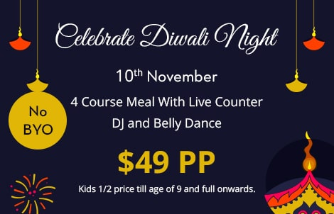 Diwali Night Celebration