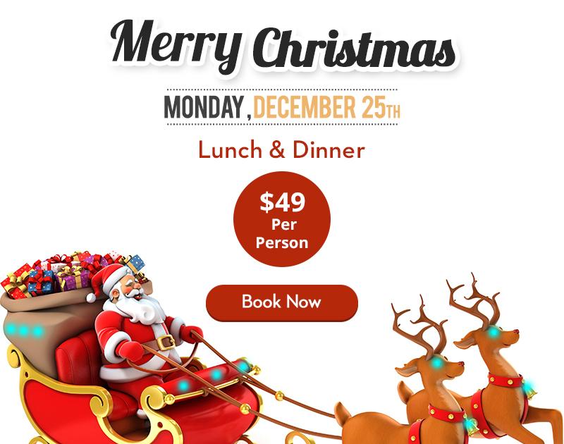 25th Christmas Event