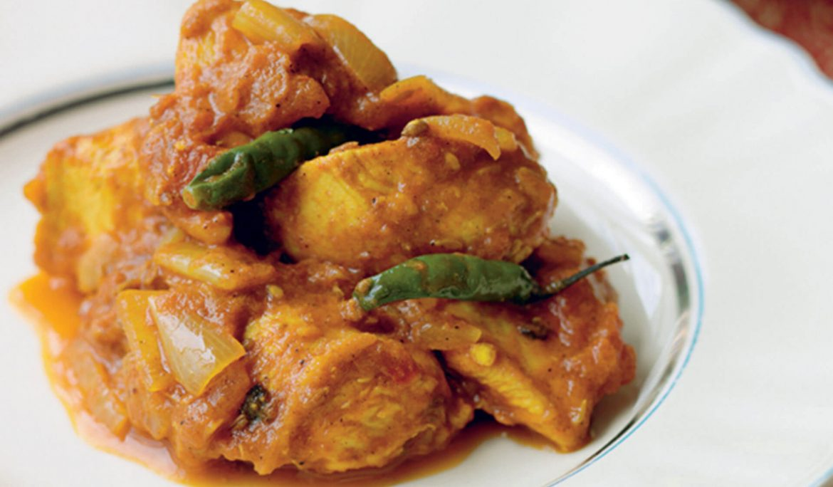 Indian Chicken Recipe